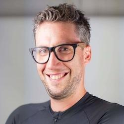 Mario Konrad Einteiler im Triathlon